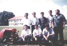Muška ekipa - 90-tih