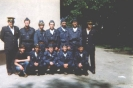 Muška ekipa - 80-tih